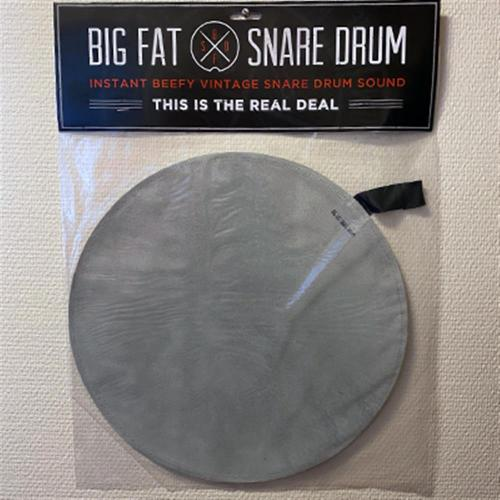 Big Fat Snare Drum  14'' Suede