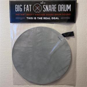 Big Fat Snare Drum  14'' Suede