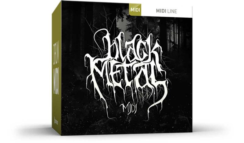 Black Metal MIDI