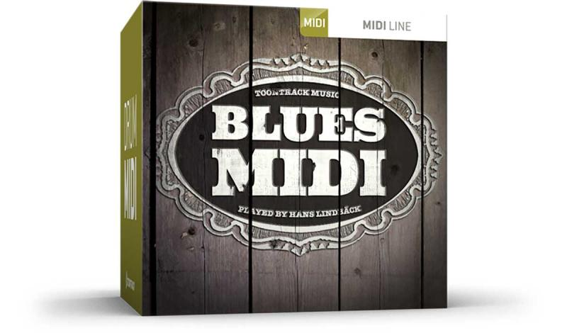 Blues MIDI