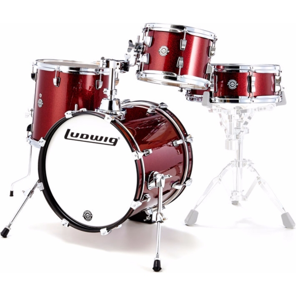 Breakbeats by Questlove, Red sparkle