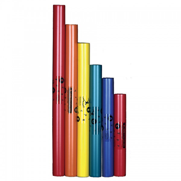 Boomwhackers C Major Pentatonic Set
