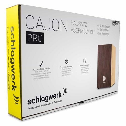 Byggsats - Schlagwerk CBA3SW Quick Assembly Kit Pro Wenge – Large