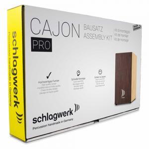 Byggsats - Schlagwerk CBA3SW Quick Assembly Kit Pro Wenge – Large