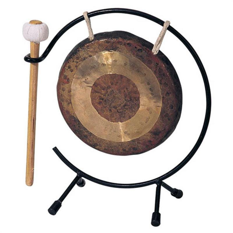 Planet Music Chau Gong w/stand & mallet