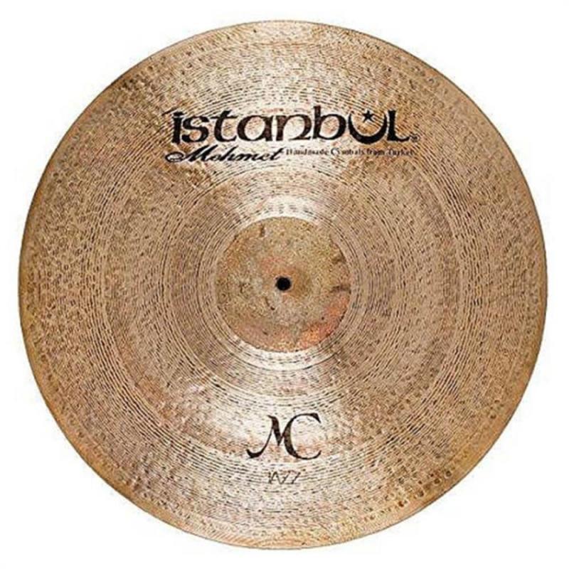 Istanbul 21″ MC Jazz Ride