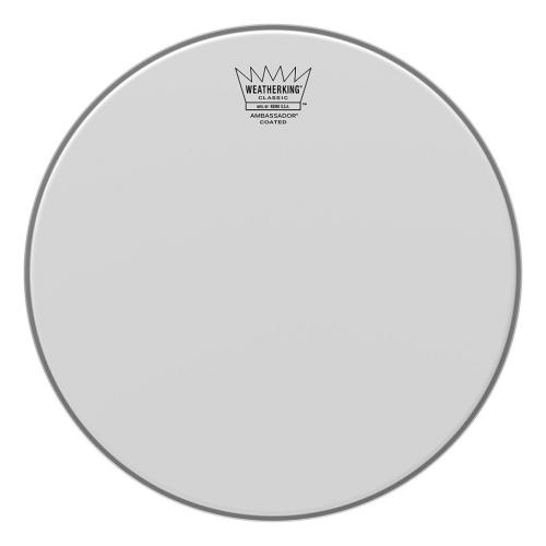 "12"" coated Ambassador Classic Fit, Remo"