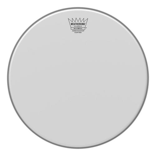 "13"" coated Ambassador Classic Fit, Remo"