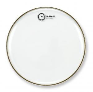 "12"" Classic Clear Snare Bottom Drumhead, Aquarian"