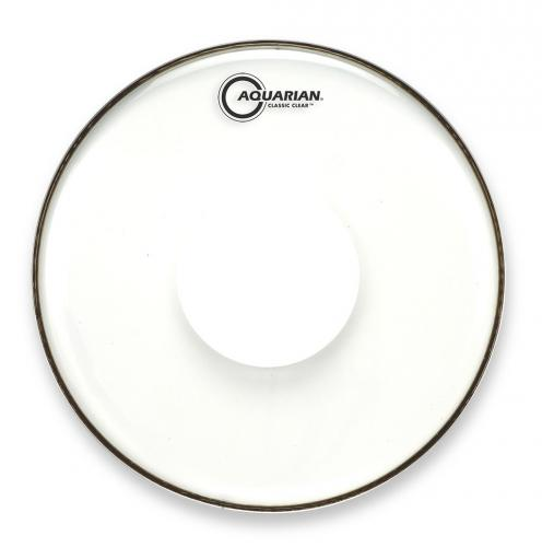 """10"""" Classic Clear With Power Dot, Aquarian"""