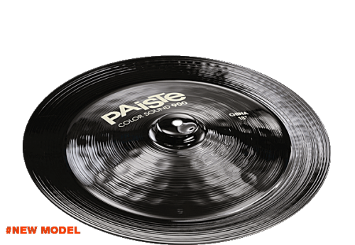 "14"" Color Sound 900 Black China, Paiste"