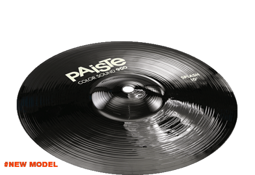 "10"" Color Sound 900 Black Splash, Paiste"