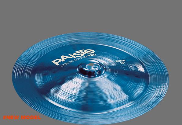 """14"""" Color Sound 900 Blue China, Paiste"""