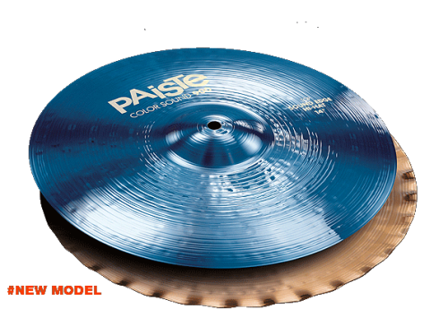 "14"" Color Sound 900 Blue Sound Edge Hi-Hat, Paiste"
