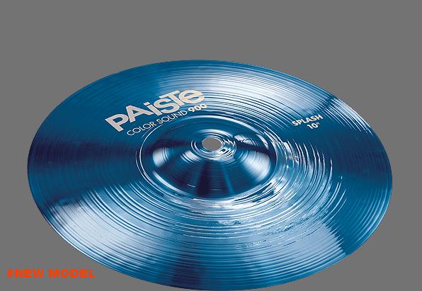 """10"""" Color Sound 900 Blue Splash, Paiste"""