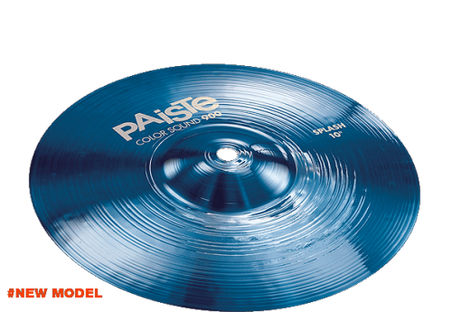 "10"" Color Sound 900 Blue Splash, Paiste"