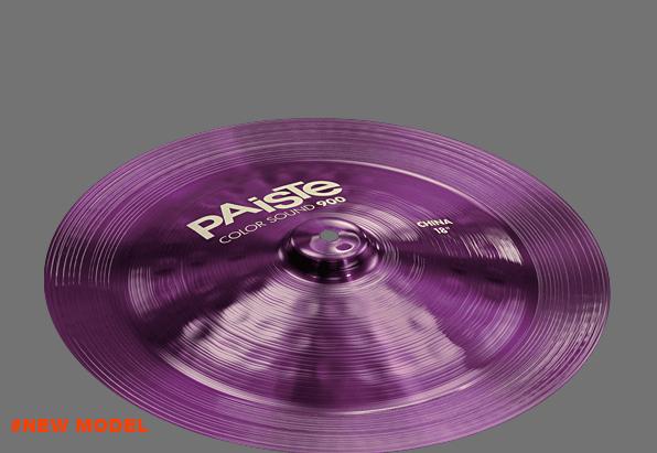 "14"" Color Sound 900 Purple China, Paiste"