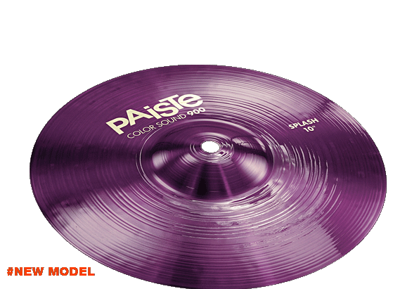 "12"" Color Sound 900 Purple Splash, Paiste"