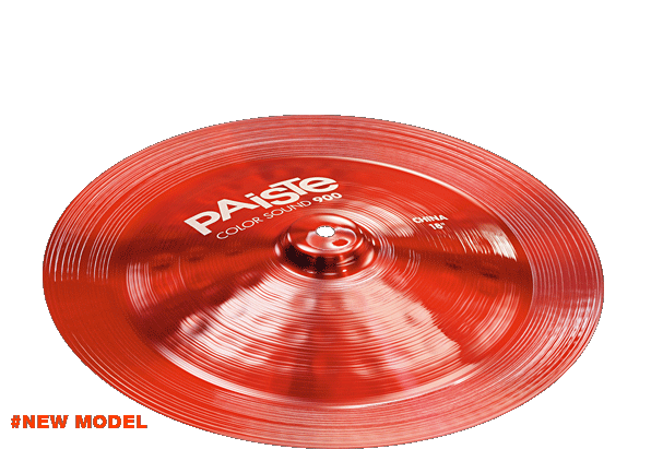 "14"" Color Sound 900 Red China, Paiste"