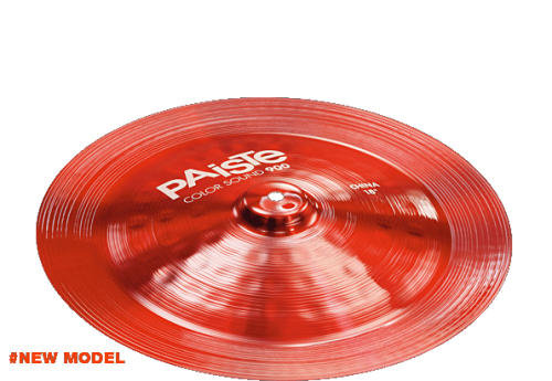 "14"" Color Sound 900 Red China, Paiste"
