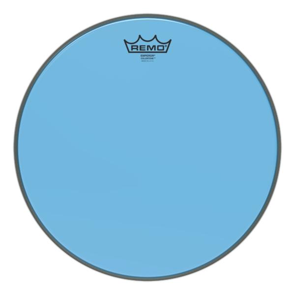 """12"""" Colortone Blue Emperor pukskinn, Remo"""