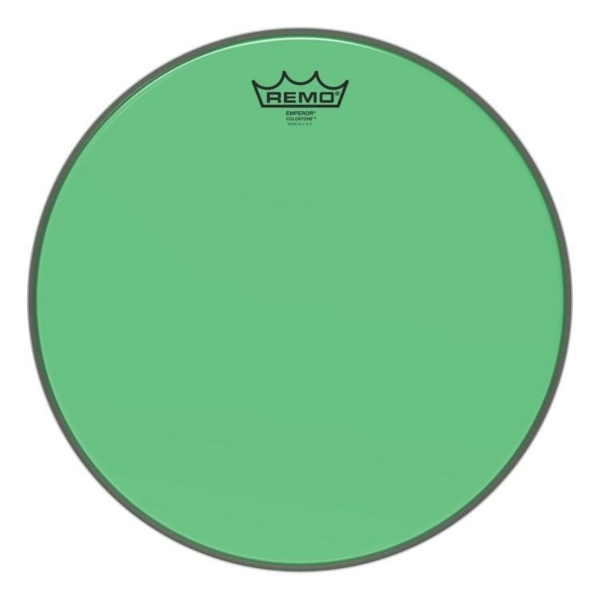 """12"""" Colortone Green Emperor pukskinn, Remo"""