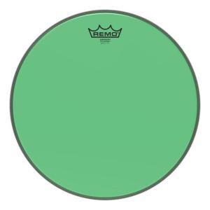"""10"""" Colortone Green Emperor pukskinn, Remo"""