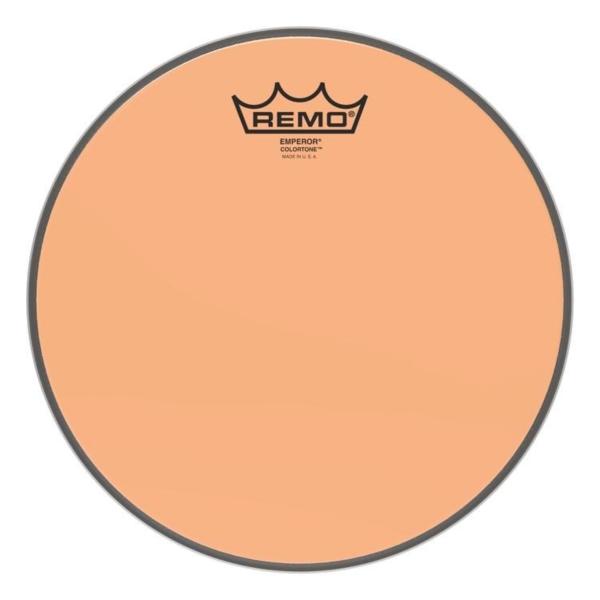 """12"""" Colortone Orange Emperor pukskinn, Remo"""