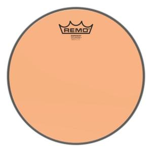 "10"" Colortone Orange Emperor pukskinn, Remo"