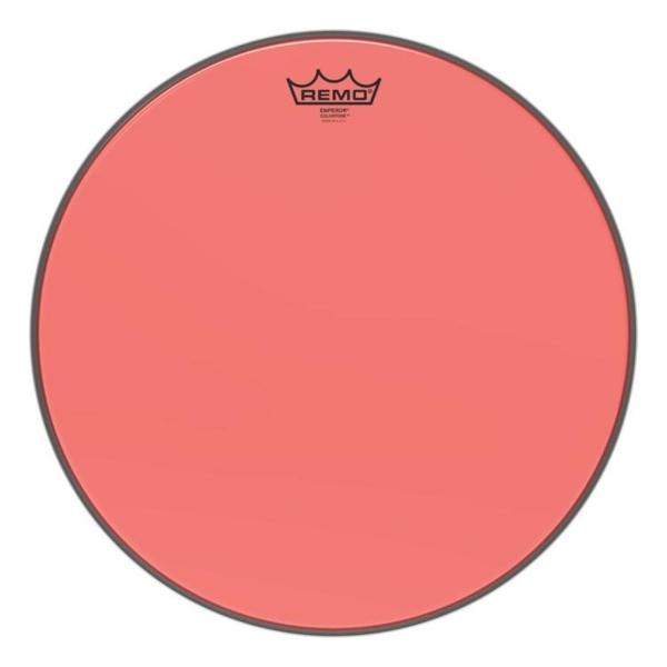 """10"""" Colortone Red Emperor pukskinn, Remo"""