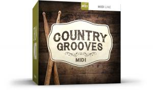 Country Grooves MIDI