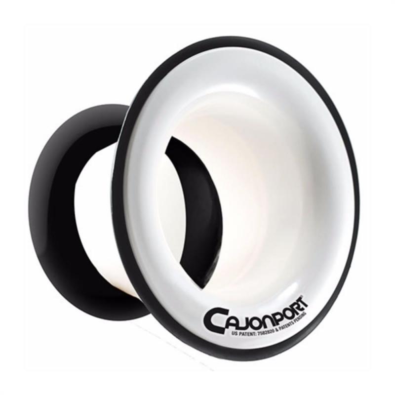 KickPort CajonPort – White