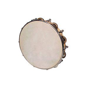"Hayman CSWT-1009 Drum Tambourine 10"" - Tunable"