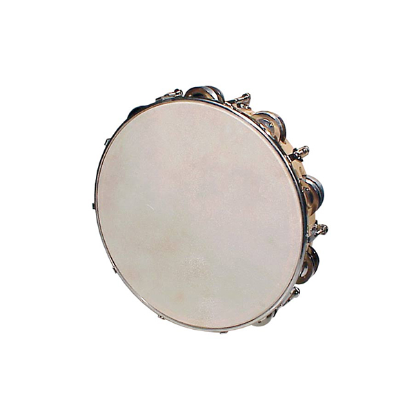 "Hayman CSWT-1018 Drum Tambourine 10"" - Tunable"