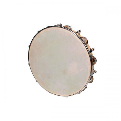 "Hayman CSWT-1210 Drum Tambourine 12"" - Tunable"