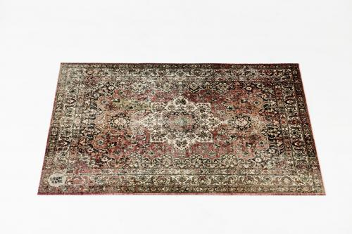 Trummatta Persian Stage Mat Classic Worn 130×90cm, Drum n Base