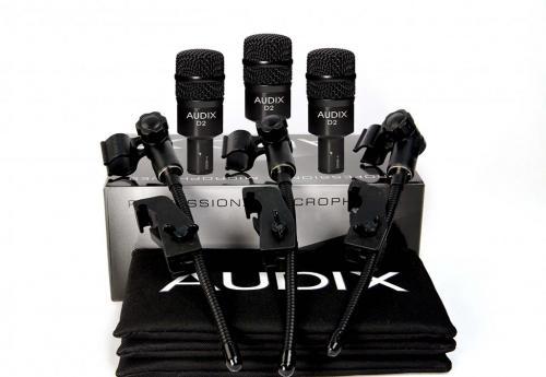 Audix D2 Trio Paket