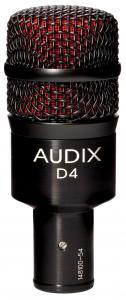 Audix D4 Dynamisk Mikrofon