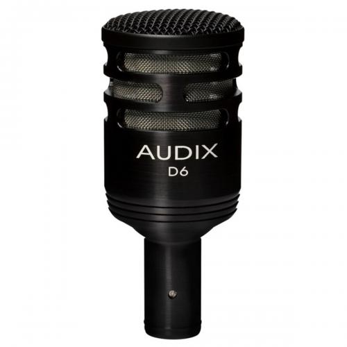 Audix D6 Dynamisk Mikrofon