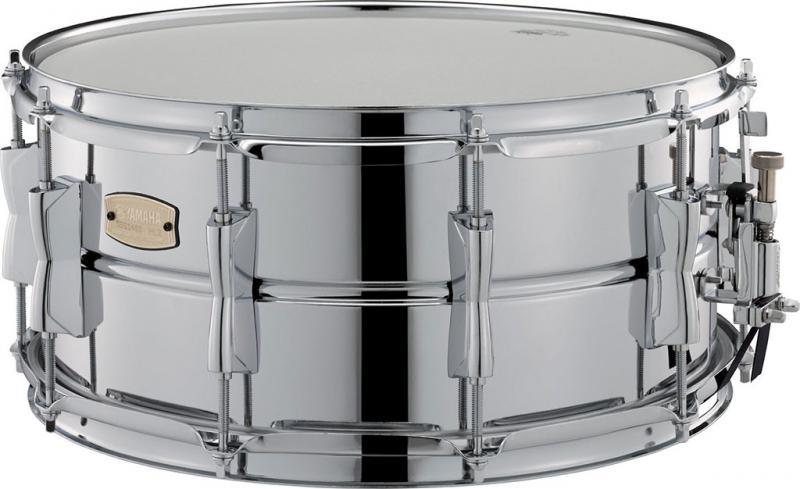 Yamaha Stage Custom Steel Snare, SSS1465