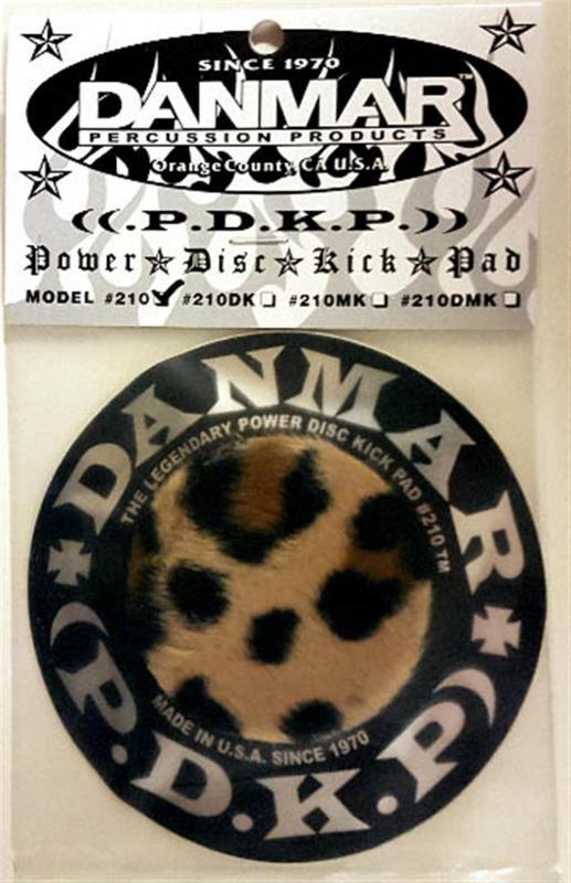 Danmar Percussion Power Kick Pad (Leo)