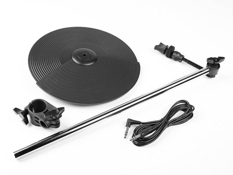 Expansionspaket, cymbal till digitaltrummor