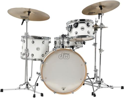 DW Design Series Frequent Flyer - Gloss White