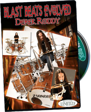 Derek Roddy: Blast Beats Evolved