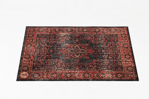 Trummatta Persian Stage Mat Black Red 130×90cm, Drum n Base
