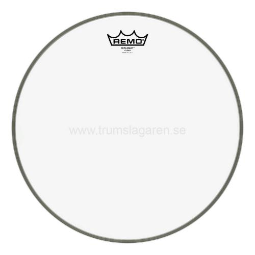 "12"" clear Diplomat, Remo"