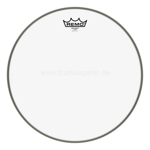 "15"" clear Diplomat, Remo"