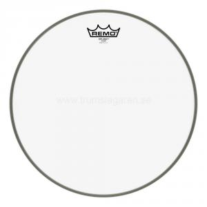 "10"" Diplomat clear, Remo"