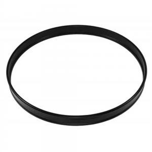Dixon 22″ Bass Drum Hoop Steel – Black