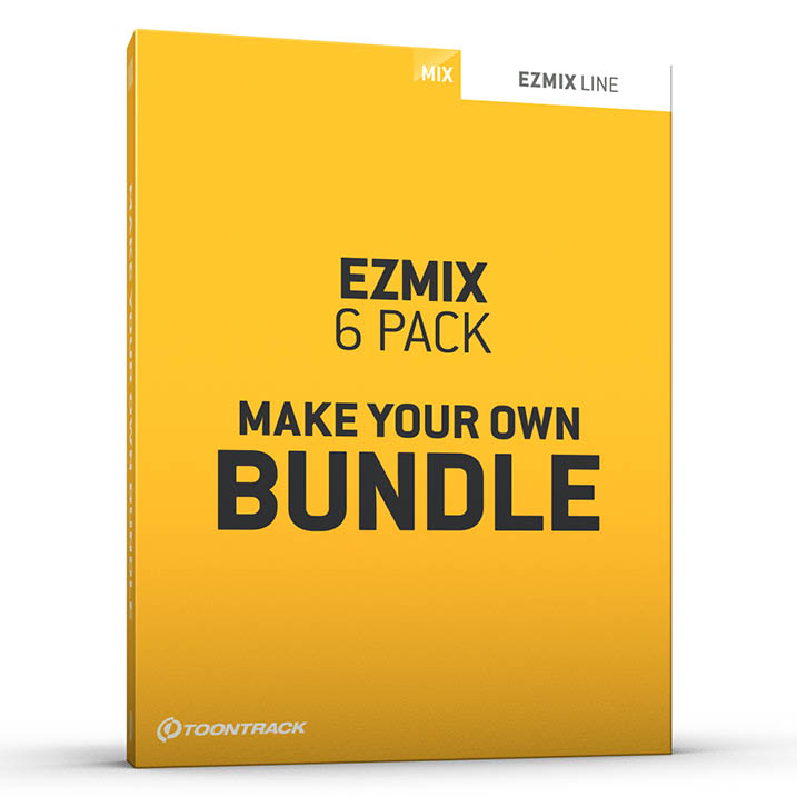 EZmix 6 Pack BUNDLE